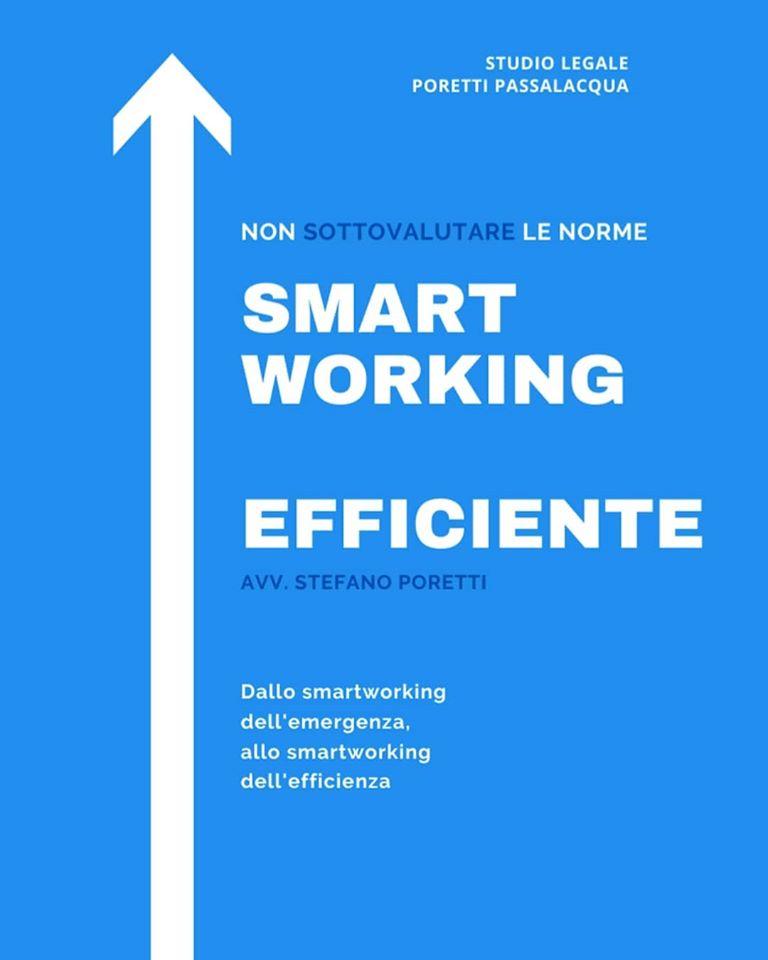 smartworking guida studio legale Poretti - Passalacqua